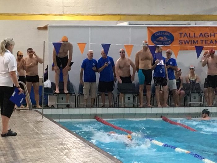 Tallaght Masters Swim (Gala 2018)